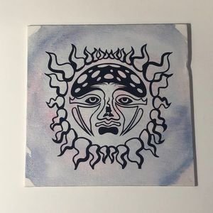 Sublime sun custom art